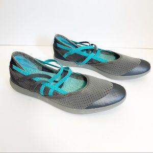 TEVA Women's Hydro Life Slip On Water Shoe, 9.5